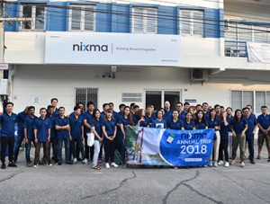 11 Years Anniversary of Nixma Technology Group in Harmony Resort, Phetchaburi