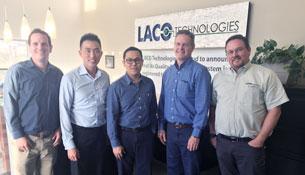Authorized Laco Technology