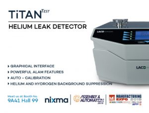 Meet us and find your Leak Detection Solutions
