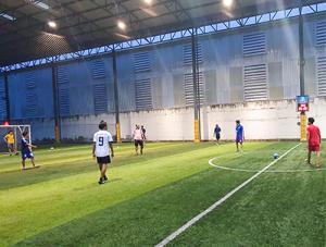 nixma soccer match