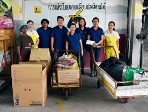 CSR – The Mirror Foundation, Bangkok, Thailand