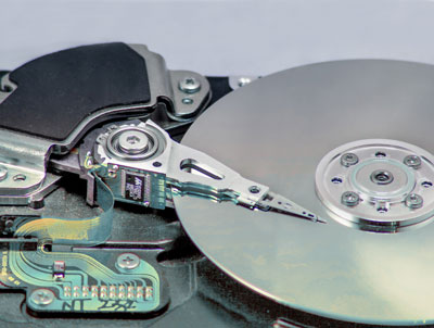 Hard disk Semiconductor nixma