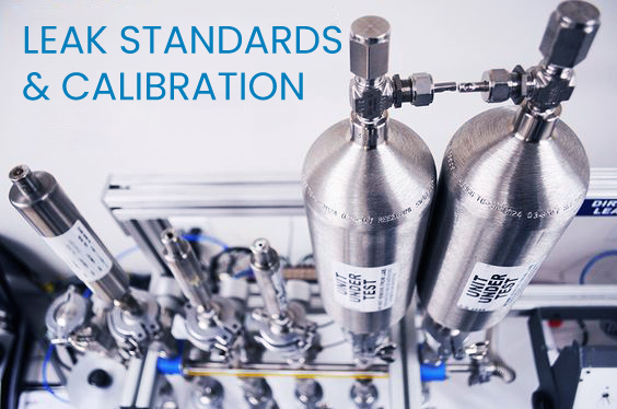 Why we provide LACO Leak Standards & Calibration