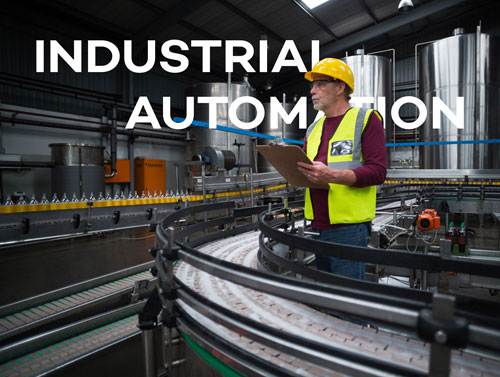 Are you too late? Industrial automation is now vital to manufacturers.