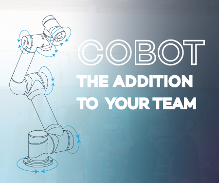 Cobots, the latest addition to your team