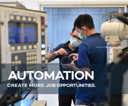Automation can create more job opportunities, if implemented right